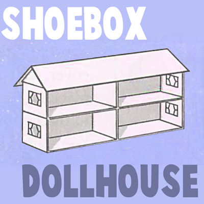How To Make A Shoe Box Doll House Foster Care In South