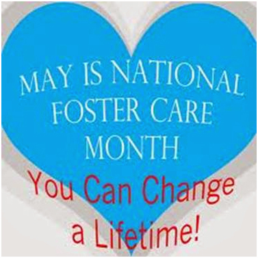 May is National Foster Month