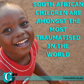SA Children are amongst the most traumatised in the world