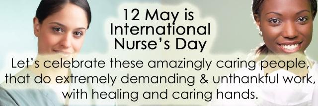 12May International Nurse's Day